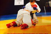 Πανελλήνια Πρωταθλήματα 2016 – Μικροί zante budo academy