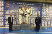Παγκόσμιο πρωτάθλημα Ζίου Ζίτσου Μαδρίτη Ισπανία zante budo academy