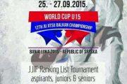 Balkan Open & World Cup U15, Banja Luka 2015 zante budo academy