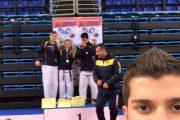 Πανελλήνιο Πρωτάθλημα Ιανουάριος-Φεβρουάριος 2015 (-18,-21,&+21) zante budo academy
