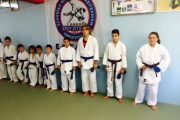 Παράδοση Ζωνών Ιούλιος 2015 zante budo academy