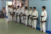 Παράδοση Ζωνών Ιούλιος 2017 zante budo academy