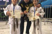Πανελλήνιο Πρωτάθλημα Ιανουάριος-Φεβρουάριος 2018 (-12,-15) zante budo academy
