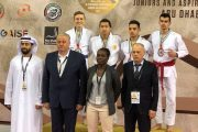 ABU DHABI JU JITSU WORLD CHAMPIONSHIP!JUNIORS AND ASPIRANTS 2018 01-05 MARCH MUBADALA ARENA zante budo academy