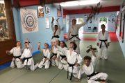 Παράδοση Ζωνών Ιούλιος 2018 zante budo academy