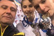Πανελλήνιο Πρωτάθλημα Ιανουάριος-Φεβρουάριος 2019 (-15,-18) zante budo academy