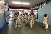 Παράδοση Ζωνών Ιούλιος 2019 zante budo academy