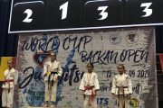 Balkan Open & World Cup Ju Jitsu Bucharest, 2019 zante budo academy