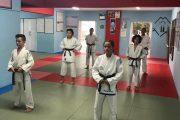 Παράδοση Ζωνών Αύγουστος 2021 zante budo academy